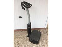 Power Trainer Vibrating Bodi Tek Exercising Trainer