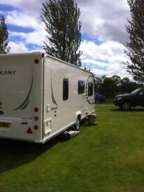 Bailey Pageant 7 Burgundy 2008 (but 2009 spec) with motormover and lots of EXTRAS