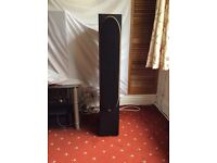"Hi-fi speaker system - 4 speakers and sub- woofer. Also 42"" TV"