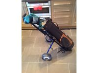 OGRE R/H Childs Golf Clubs