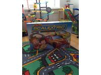Scalextric. My first Scalextric