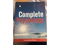 Complete Psychology, Graham Davey (Second Edition)