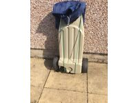 Wastemaster water carrier and cover