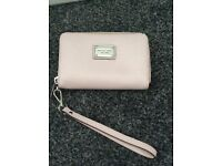 Genuine Michael kors pink iPhone purse