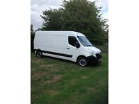Vauxhall Movano, Low Mileage, Excellent Condition