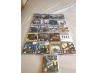 PS3 2 x controllers /21 x games/PlayStation move £100