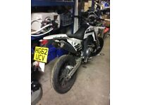 SFM ZZ 125 supermoto learner legal 12 month MOT