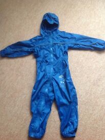 Regatta Puddle Suit Age 3