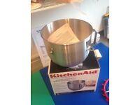 Kitchenaid 4.8 litre mixing bowl
