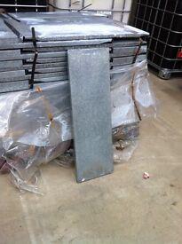 Industrial Warehouse galvanised steel pallet racking decking board panel