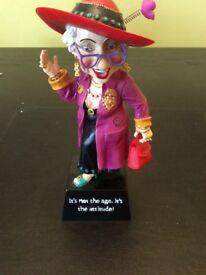Westland Biddys Figurine