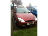 PRICE REDUCTION!!! £800ono - Ford Focus - Automatic - Long MOT