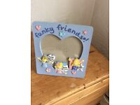 Funky Friends photo frame