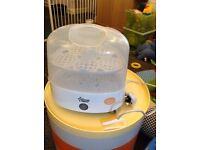 Tommee Tippee Electric Steam Steriliser Bundle