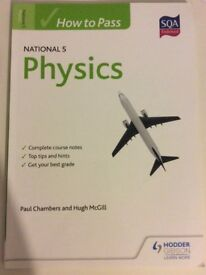 National 5 'How to Pass' Physics
