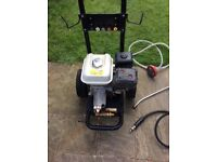 Jet mac 200 Honda engine petrol pressure washer with upgraded pump fitted