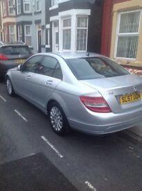 Mercedes Benz c200 £2500 no offers