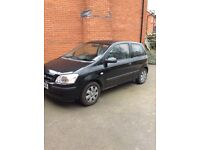 Hyundai Getz 1.3, One Owner
