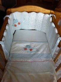 Rocking crib from mothercare