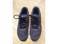 Grey Asics Trainers - Size 10