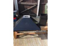 Baumatic cooker hood very good condition, black