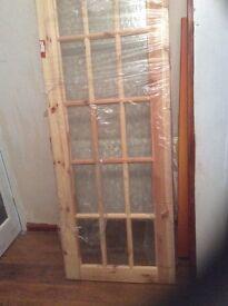 Tilden obscure glazed internal door