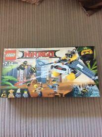 Lego Ninjago Movie Set Brand New
