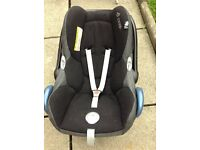 MAXI TAXI CAR SEAT/CARRIER