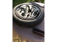 Seat Leon spare wheel and full fitting kit