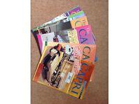 Capri Club Magazines .