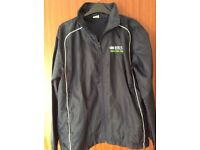 BRAND NEW Scottish FA Youth Football Soccer One Lightweight Waterproof Jacket (Coat Training Top)