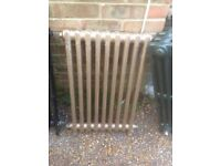 Cast iron raditor