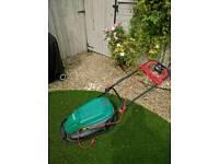Qualcast hover mower