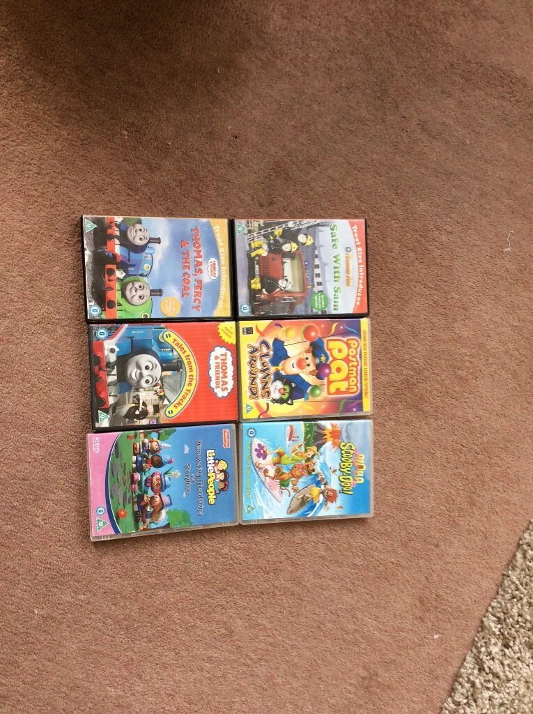 Childrens dvdsin Putney, LondonGumtree - Childrens DVDs good condition various titles £1.00 each or all for £3.00