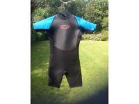 Child's Shortie 2.5mm TWF Wetsuit
