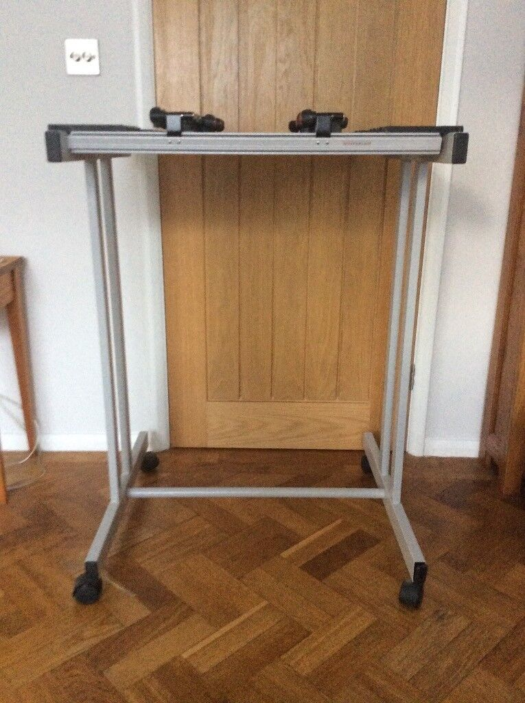 VISTAPLAN A1/AO MOBILE CAD TROLLEY CARRIER | in