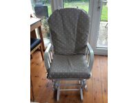 John Lewis. Sturdy. Nursery lounge bedroom rocking chair. Smoke free home.