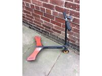 Skateboard 3 wheeler
