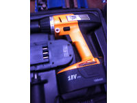 Cordless battery drill