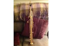 Soprano Saxophone - Yanagisawa S-992 Bronze (best in world!)