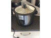 Rice cooker/ fish steamer