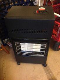 Superser gas heater