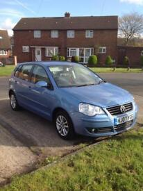 VW POLO S 1.4 07 PLATE FOR SALE