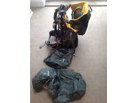 Littlelife Cross Terrain backpack carrier