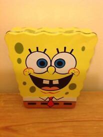 Sponge bob square pants items