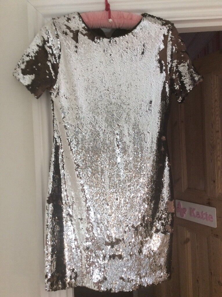 Sequin midi dress - perfect for the Christmas party!!