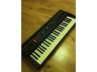 Vintage Casio Casiotone 101 Synthesiser keyboard