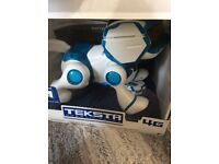 Teksta robotic puppy £15