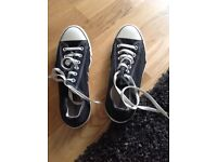 Vans and converse
