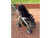 Silvercross Black 3D Buggy/Stroller